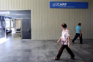 Fachada externa do Conselho Administrativo de Recursos Fiscais (CARF). Foto: André Corrêa/Agência Senado.